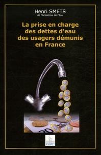 La prise en charge des dettes deau des usagers démunis en France.pdf