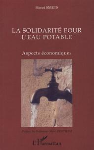 La solidarité pour leau potable - Aspects économiques.pdf