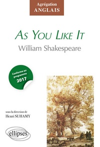 Accentsonline.fr As You Like It de William Shakespeare Image