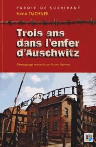 Histoiresdenlire.be Trois ans dans l'enfer d'Auschwitz - Parole de survivant Image