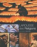 Henri Tincq - Le Larousse des religions.