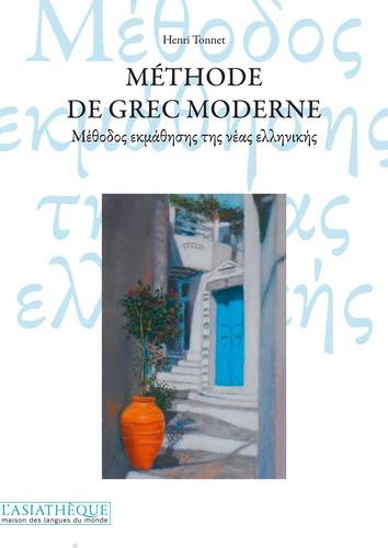 Henri Tonnet - Méthode de grec moderne.