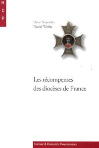 Henri Veyradier et Daniel Werba - Les récompense des diocèses de France.