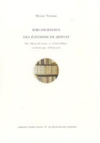 Deedr.fr Bibliographie des Editions de Minuit - Du