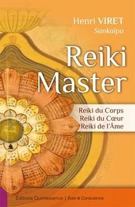 Henri Viret - Reiki Master - Reiki du corps, reiki du coeur, reiki de l'âme.