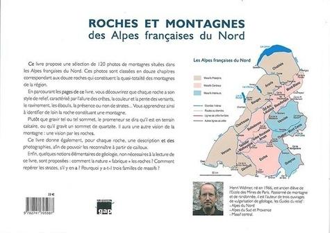 Roches et montagnes des Alpes françaises du Nord