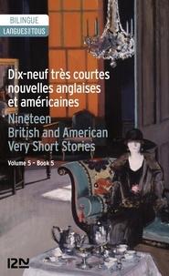 Henri Yvinec et Mark Twain - Dix-neuf très courtes nouvelles anglaises et américaines - Volume 5.