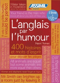 Henri Yvinec - L'anglais par l'humour. 1 CD audio MP3