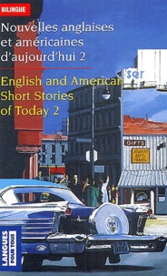 Henri Yvinec et Herbert Ernest Bates - Nouvelles anglaises et américaines : English and American Short Stories of Today - Volume 2.