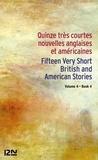 Henri Yvinec - Quinze très courtes nouvelles anglaises et américaines - Volume 4.