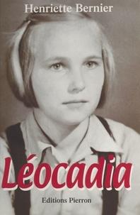 Henriette Bernier - .