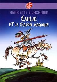 Henriette Bichonnier - Emilie et le crayon magique.