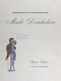 Henriette d'Épernay - Mado Dondedieu.