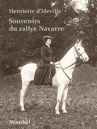 Henriette d' Ideville - Souvenirs du rallye Navarre.
