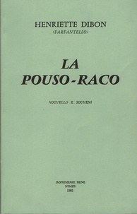 Henriette Dibon - La Pouso-raco.