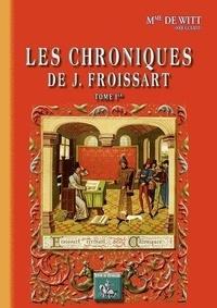 Accentsonline.fr Les chroniques de J. Froissart - Tome 1 Image