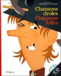 Chansons drôles, chansons folles. Avec CD audio.pdf