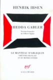 Henrik Ibsen - Hedda Gabler - Pièce en 4 actes.