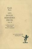 Henrik Ibsen - Les douze dernières pièces - Volume 3, La Dame de la mer ; Hedda Gabler ; Solness le constructeur.