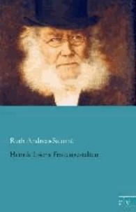 Henrik Ibsens Frauengestalten.