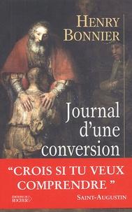 Henry Bonnier - Journal d'une conversion.