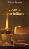 Henry Bonnier - Journal d'une initiation.