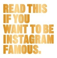 Deedr.fr Read This if You Want to Be Instagram Famous Image
