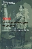 Henry Daniels et Nathalie Collé-Bak - 1916 la Grande-Bretagne en guerre.