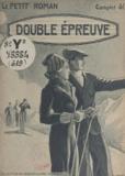Henry Dantrain - Double épreuve.