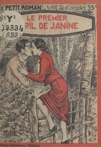 Henry Dantrain - Le premier avril de Janine.
