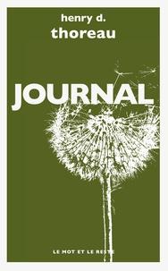 Henry-David Thoreau - Journal.