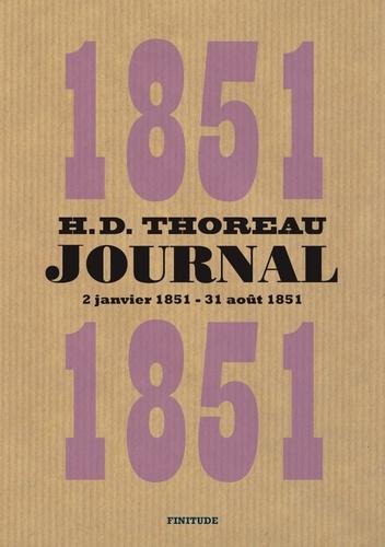 Journal. Volume 5, (2 janvier 1851 - 31 août 1851)