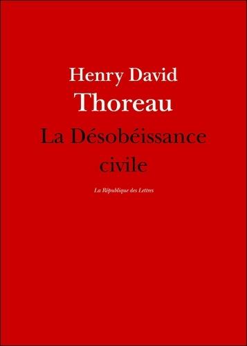 La Désobéissance civile - 9782824900445 - 2,99 €