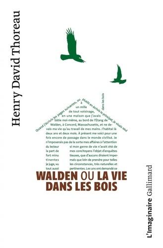 Walden ou la Vie dans les bois - Henry-David Thoreau - Format PDF - 9782072060236 - 11,99 €