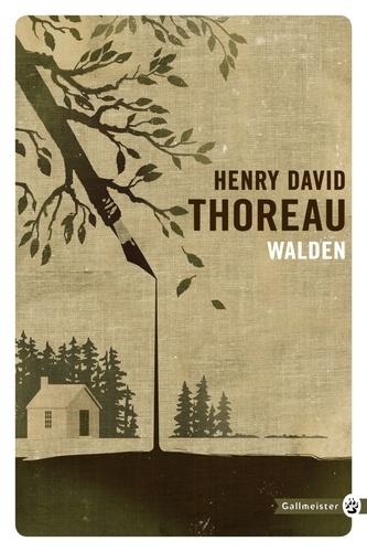 Walden ou La vie dans les bois - Format ePub - 9782404008363 - 9,99 €