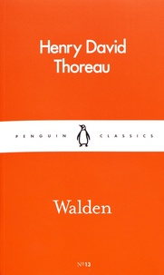 Henry-David Thoreau - Walden.