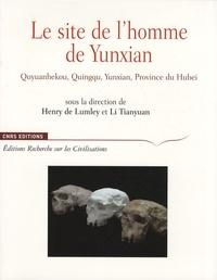 Henry de Lumley et Tianyuan Li - Le site de l'homme de Yunxian - Quyuanhekou, Quingqu, Yunxian, Province du Hubei.