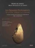 Henry de Lumley et Marie-Antoinette de Lumley - Les premiers peuplements de la Côte d'Azur et de la Ligurie - 1 million d'années sur les rivages de la Méditerranée - Tome 1, Le paléolithique.