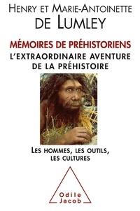 Era-circus.be Mémoires de préhistoriens - L'extraordinaire aventure de la préhistoire, Les hommes, les outils, les cultures Image