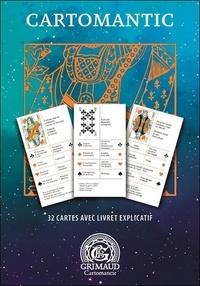 Henry de Surrey - Cartomantic - 32 cartes avec livret explicatif.