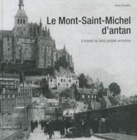 Birrascarampola.it Le Mont-Saint-Michel d'antan - A travers la carte postale ancienne Image