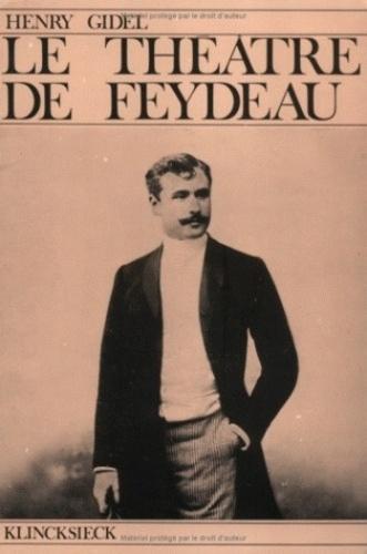 Henry Gidel - le theatre de georges feydeau.