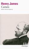 Henry James - Carnets.