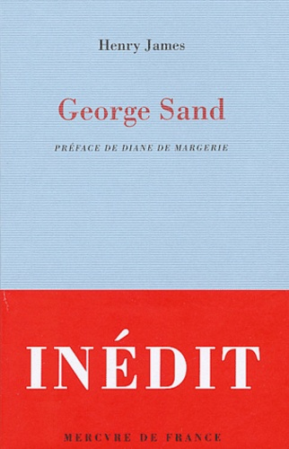 Henry James - George Sand.