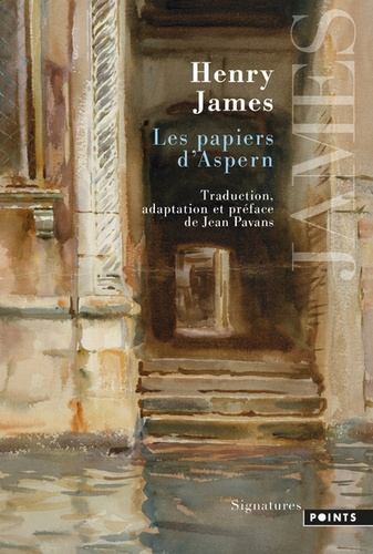 Henry James - Les papiers d'Aspern.