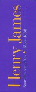 Henry James - Nouvelles complètes - Coffret en 2 volumes (1864-1888).
