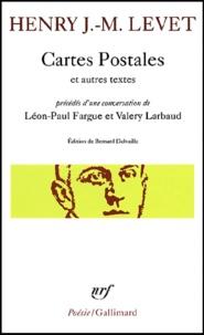 Henry Jean-Marie Levet - .