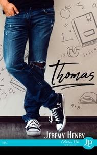 Livre électronique téléchargeable gratuitement Thomas MOBI PDB par Henry Jeremy 9782376766193