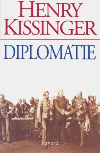 Henry Kissinger - Diplomatie.