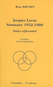 Jacques Lacan Séminaire 1952-1980 - Index référentiel.pdf